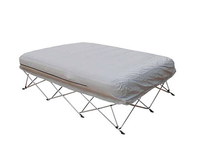 Portable Queen Airbed with Frame