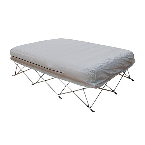 Portable Queen Airbed With Frame Kiwi Camping Nz