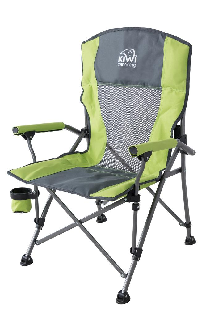 Child Camping Chair In Lime Kiwi Camping Nz