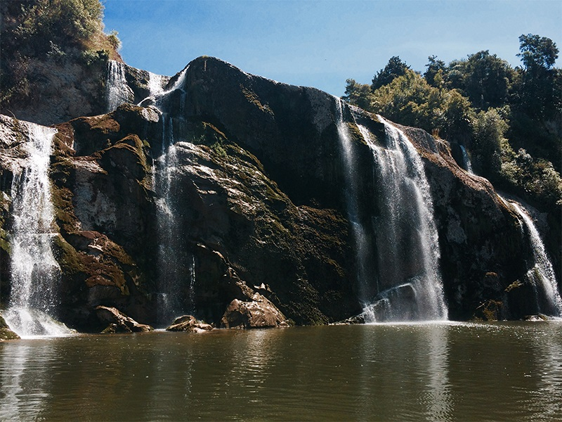 Waihi Waterfall