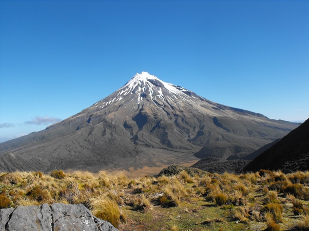 Beautiful Mount Taranaki