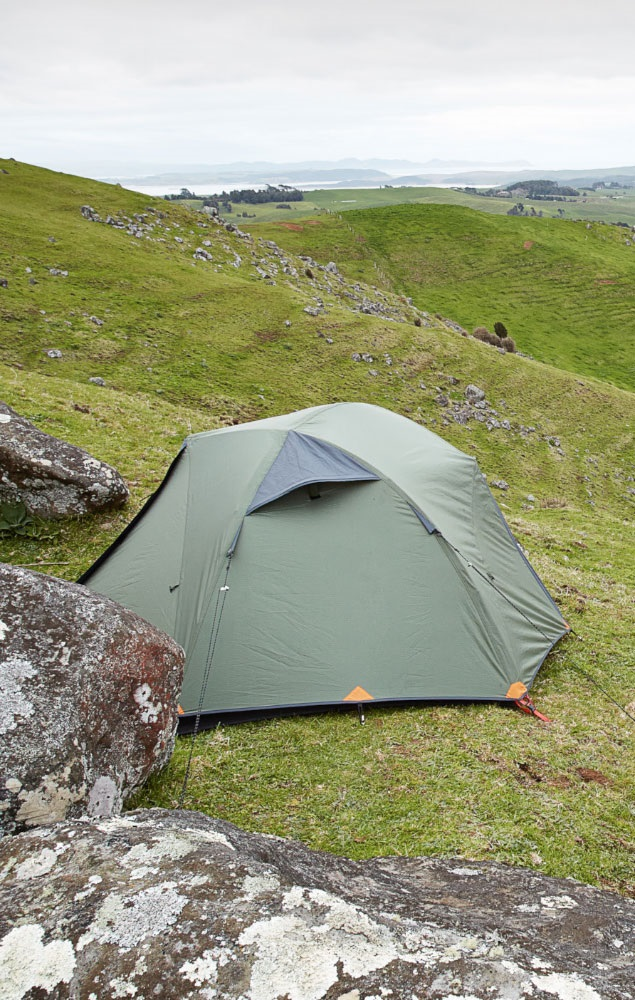 Don't forget to dry your tent thoroughly when you get home!